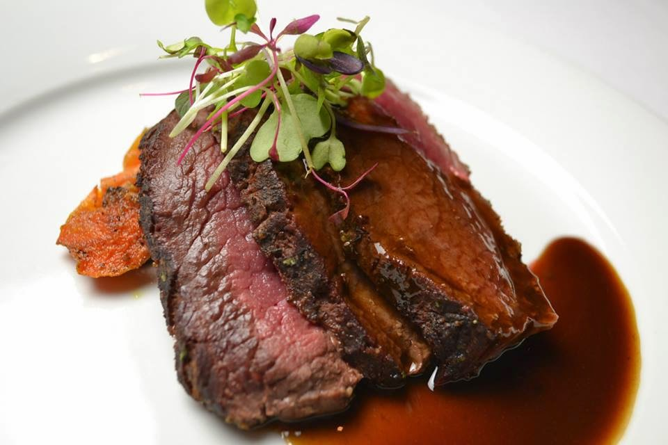Marinated Grilled Venison Steaks or Chops